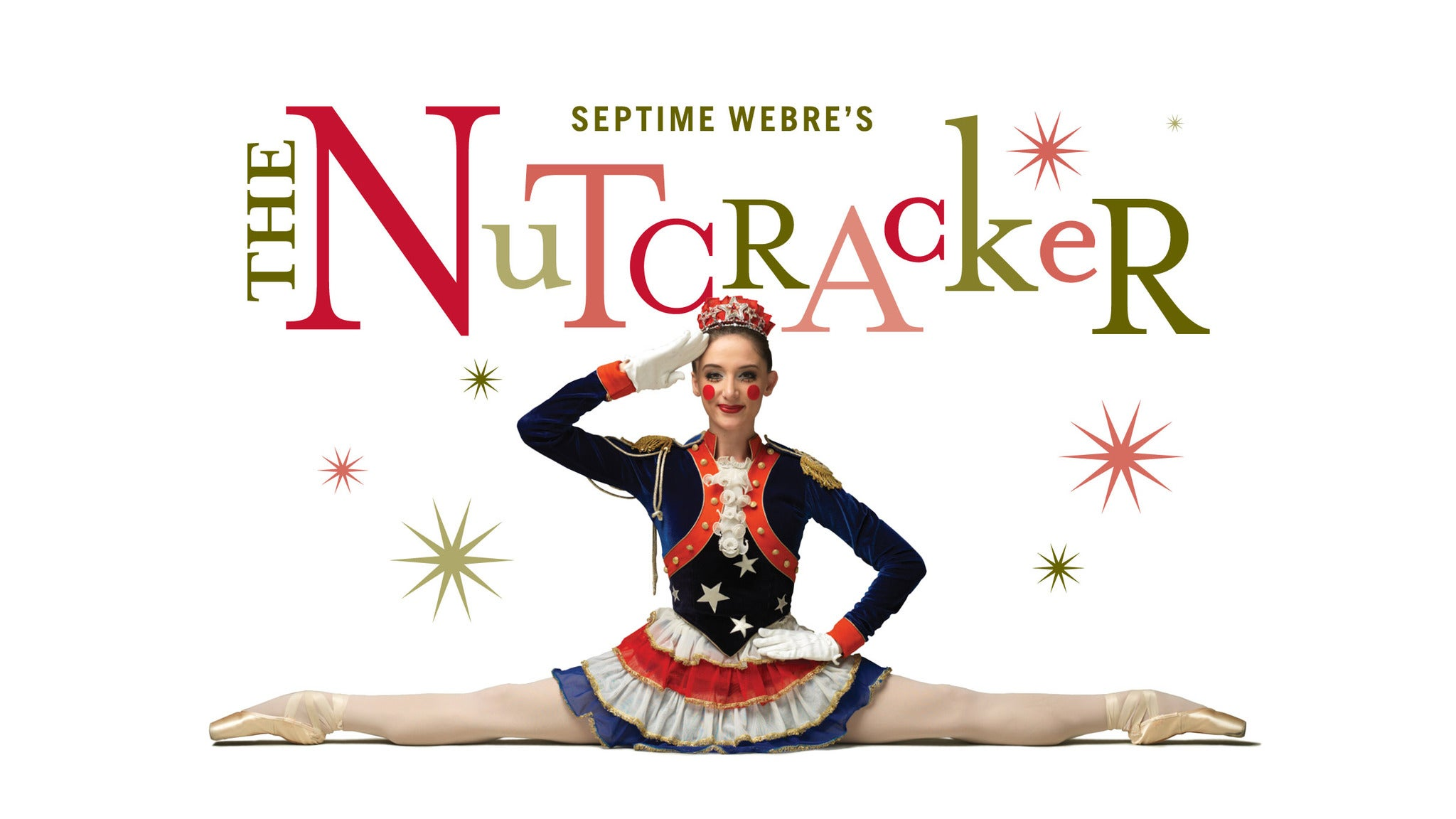 The Washington Ballet's Nutcracker at Warner Theatre