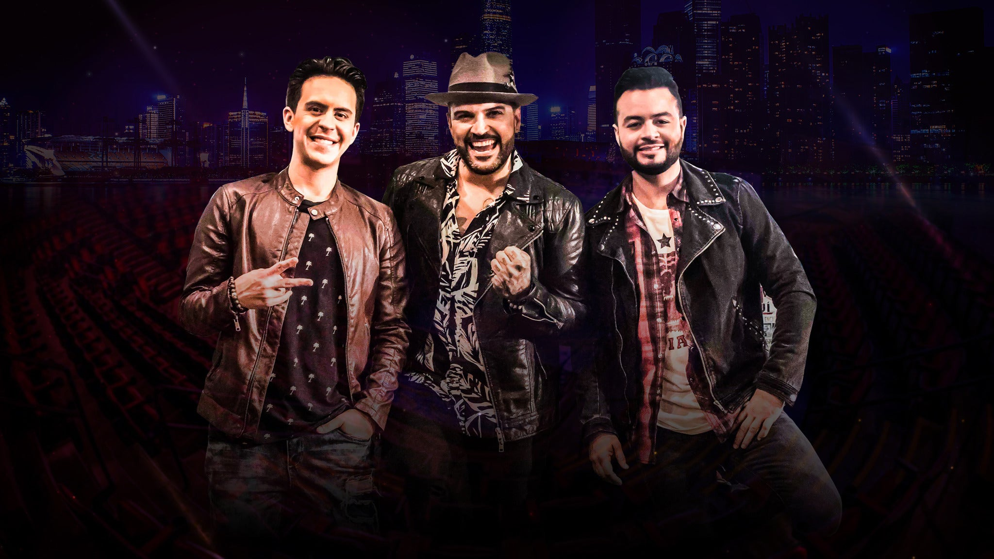 Guaco at The Fillmore Miami Beach at Jackie Gleason Theater