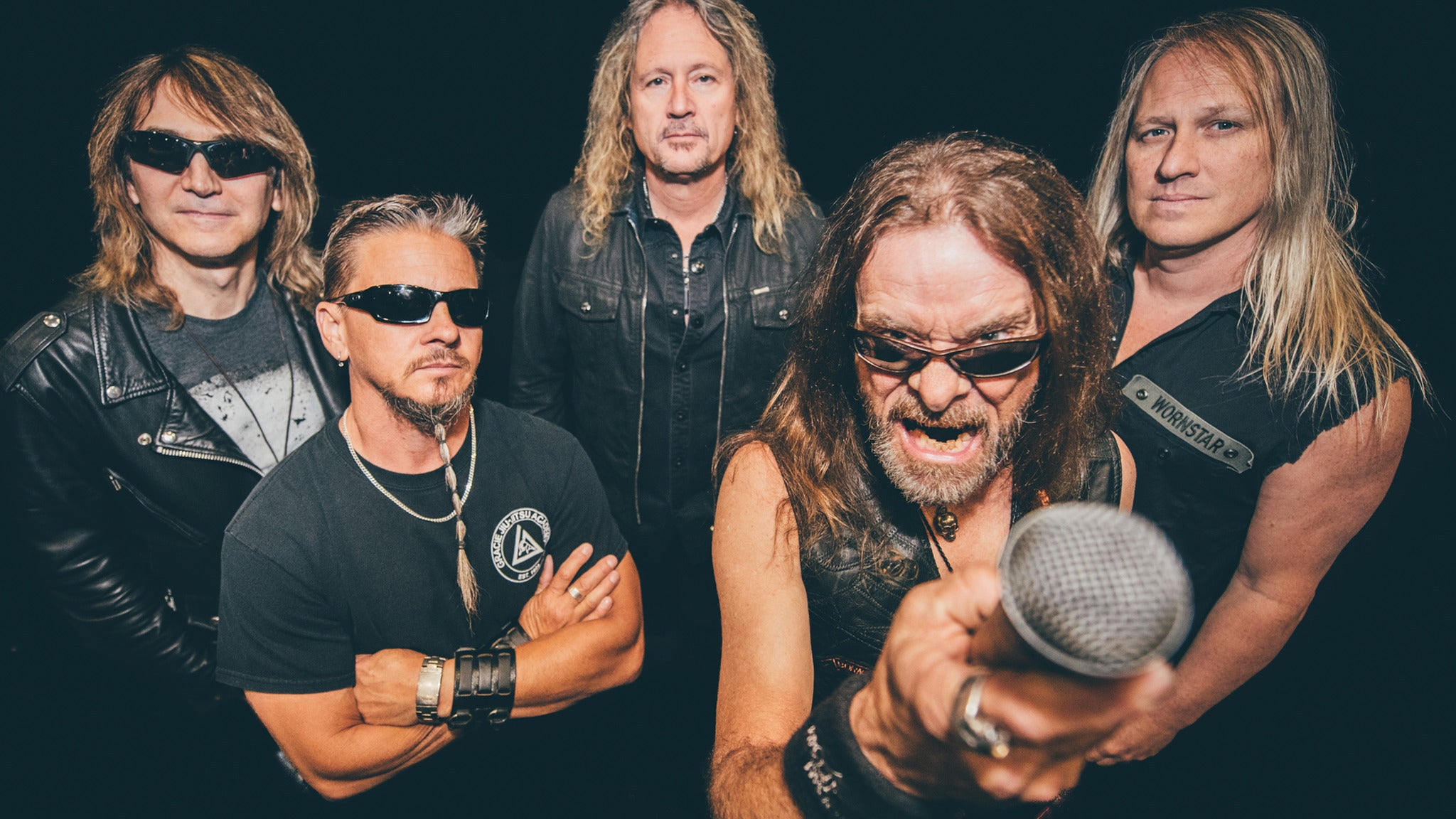 Flotsam & Jetsam at Grossinger Motors Arena
