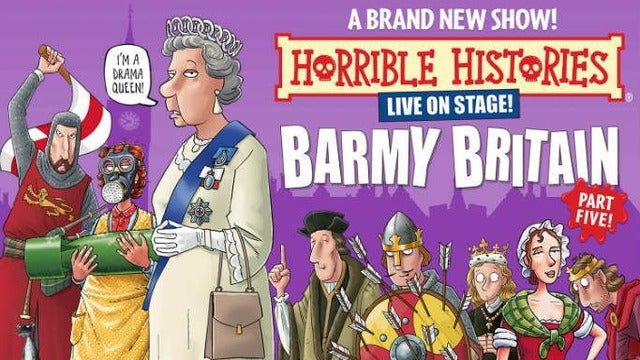 Horrible Histories: Barmy Britain - Part Five
