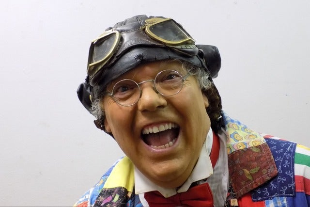 Roy Chubby Brown Seating Plan York Barbican