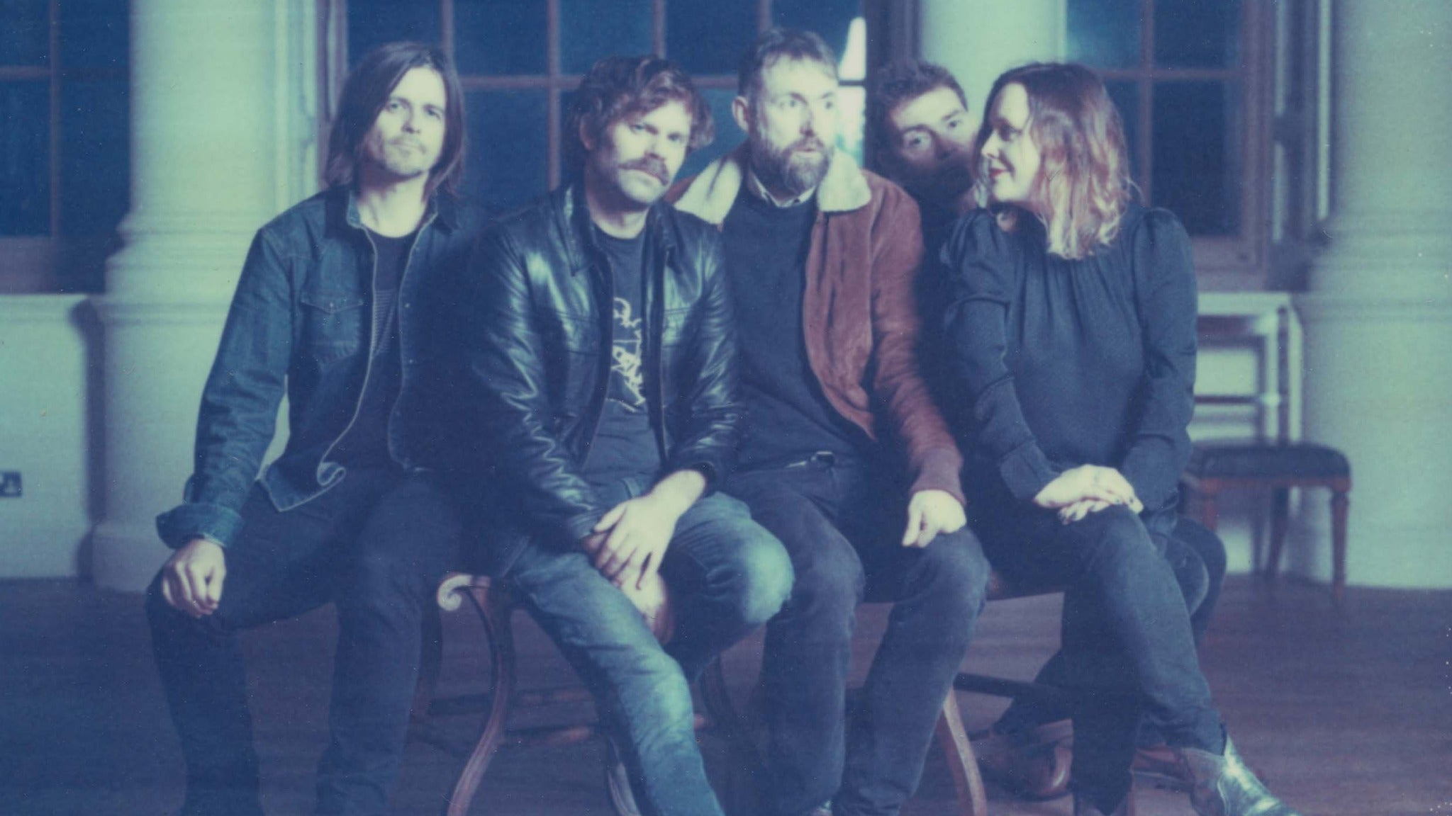 89.9 KCRW Presents:Slowdive at The Wiltern