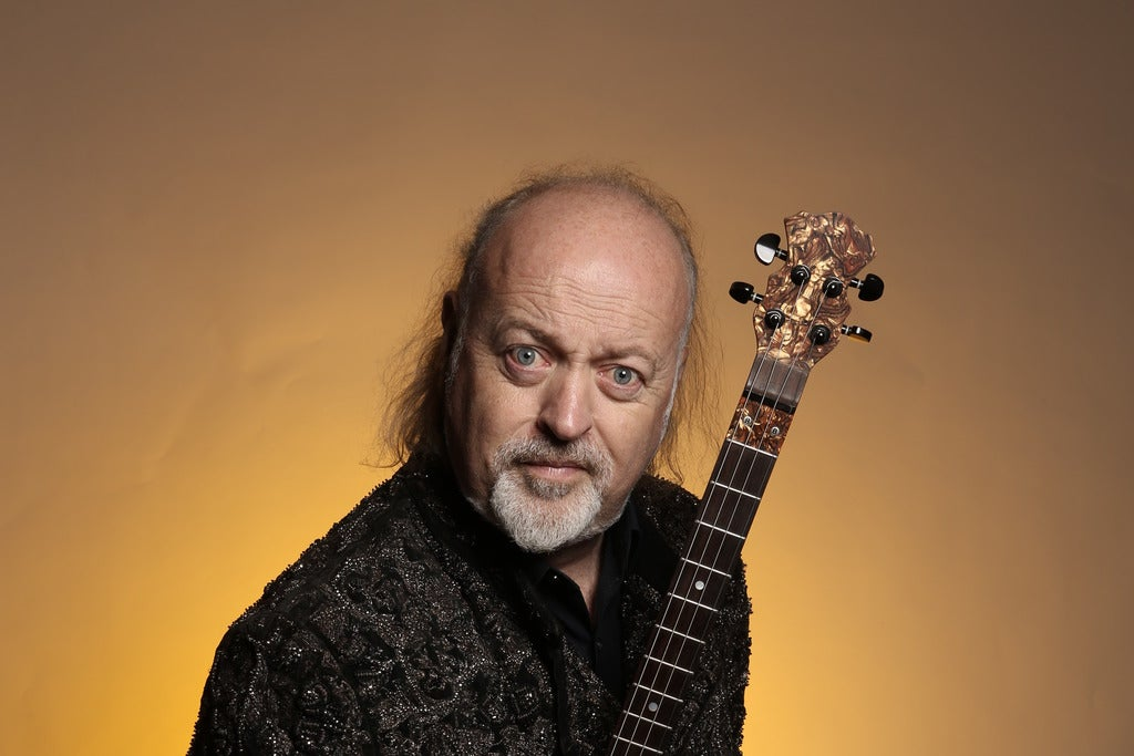 Bill Bailey: En Route To Normal Seating Plans