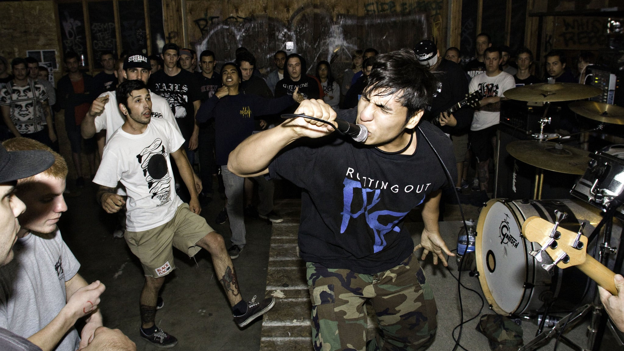 Rotting Out at Lowbrow Palace