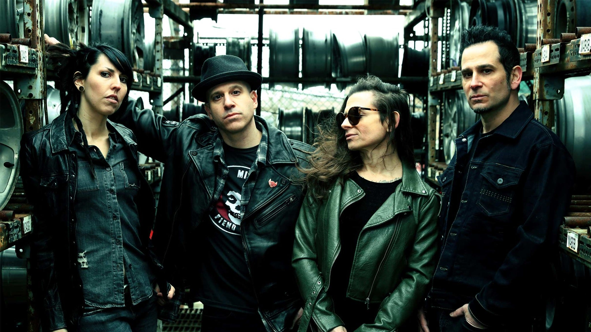 Life of Agony at Toads Place - CT