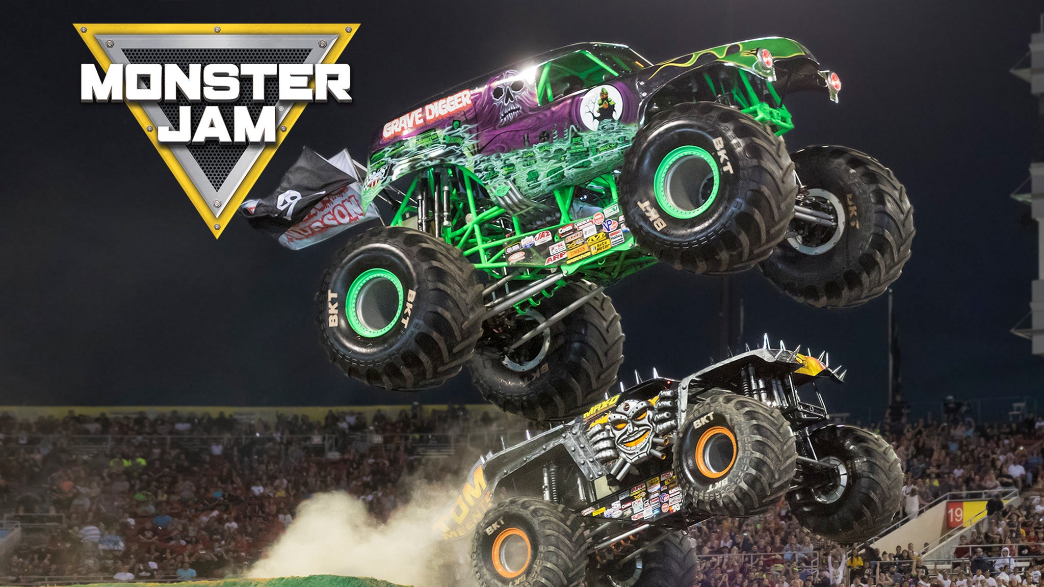 Monster Jam at U.S. Cellular Center