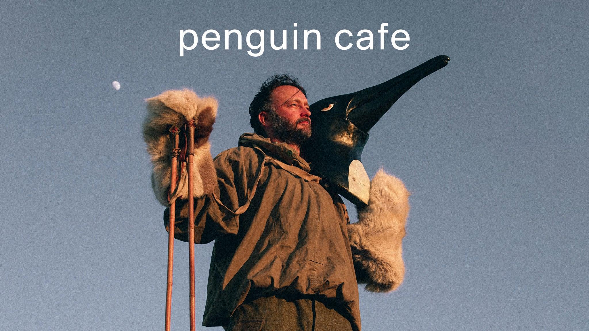 Penguin Cafe tickets (Copyright © Ticketmaster)