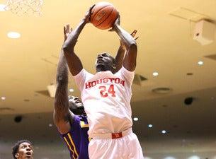 University of Houston Mens Basketball vs. Tulane University Men's Basketball