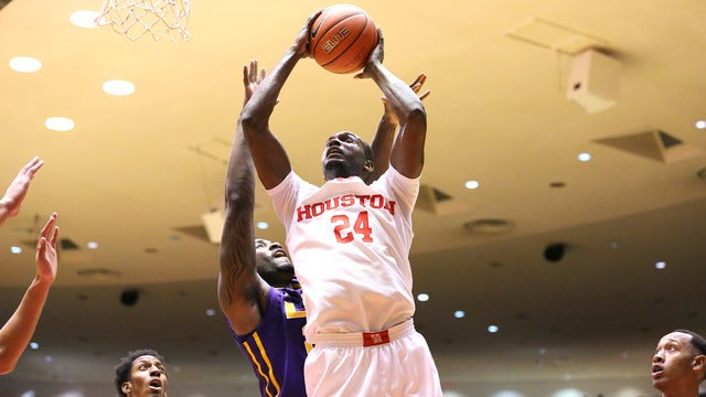 University of Houston Mens Basketball vs. Tulane University Men's Basketball // Houston