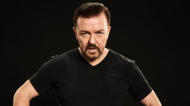 Ricky Gervais: SuperNature