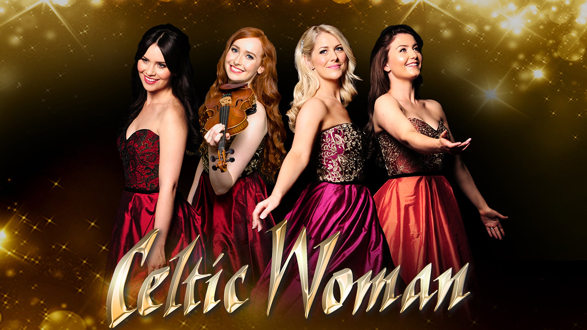 Celtic Woman at Lake Charles Civic Ctr Rosa Hart Theatre