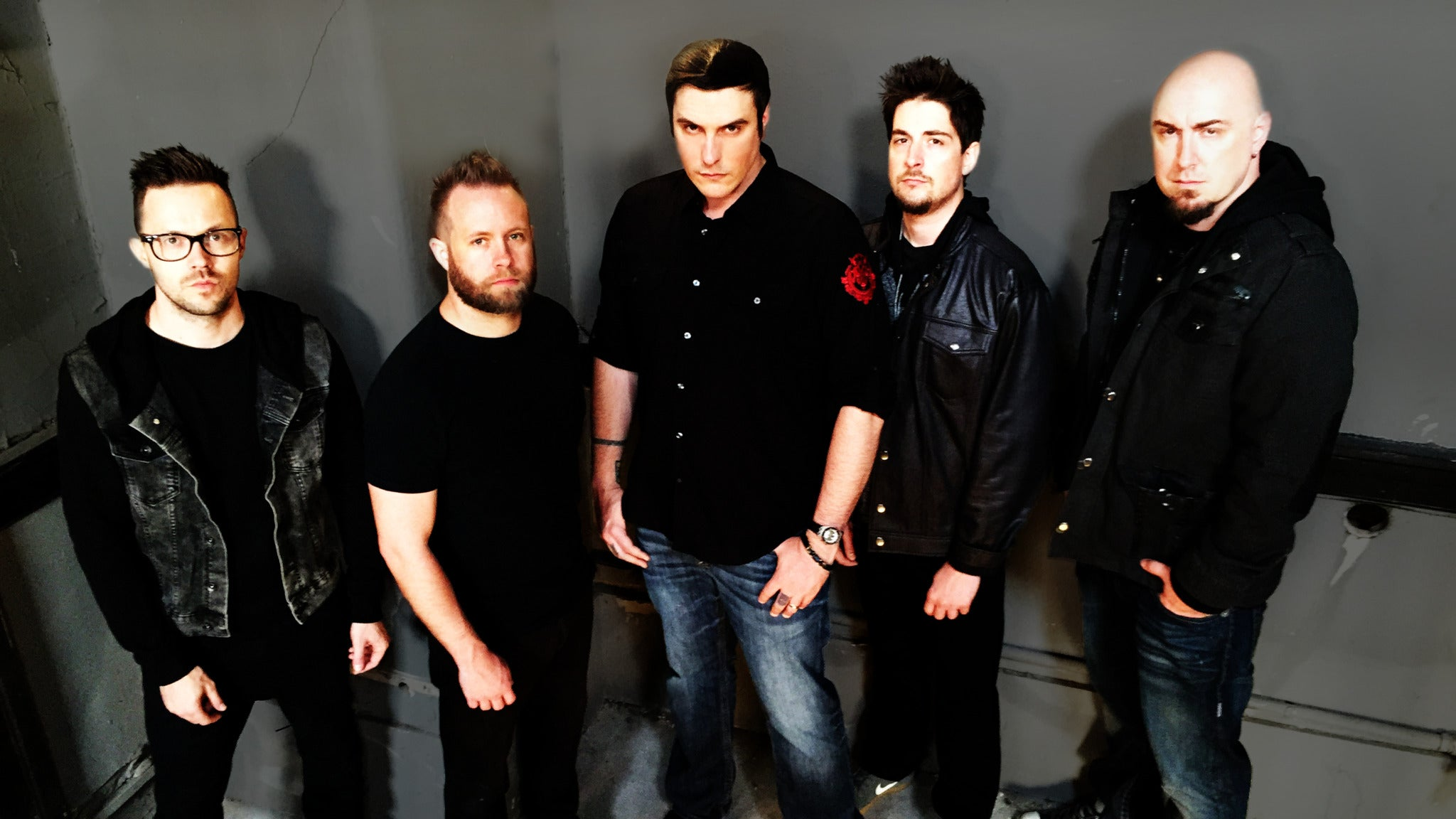 image for event Breaking Benjamin