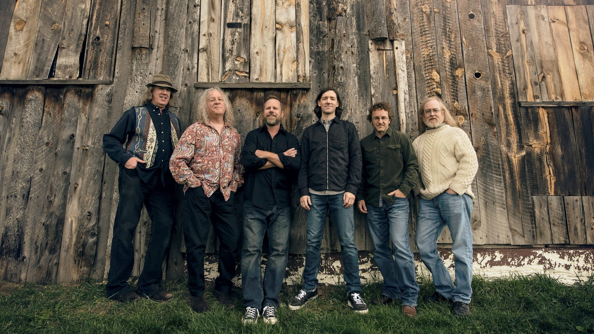 An Evening with Railroad Earth & Cabinet