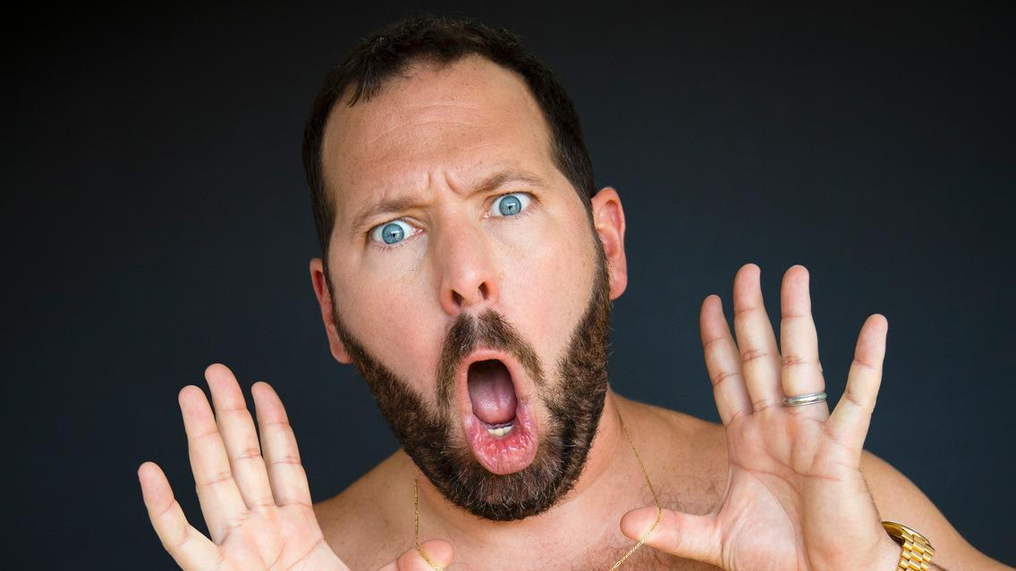 Bert Kreischer at Oxnard Levity Live