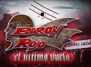 Barón Rojo, 2020-03-21, Barcelona