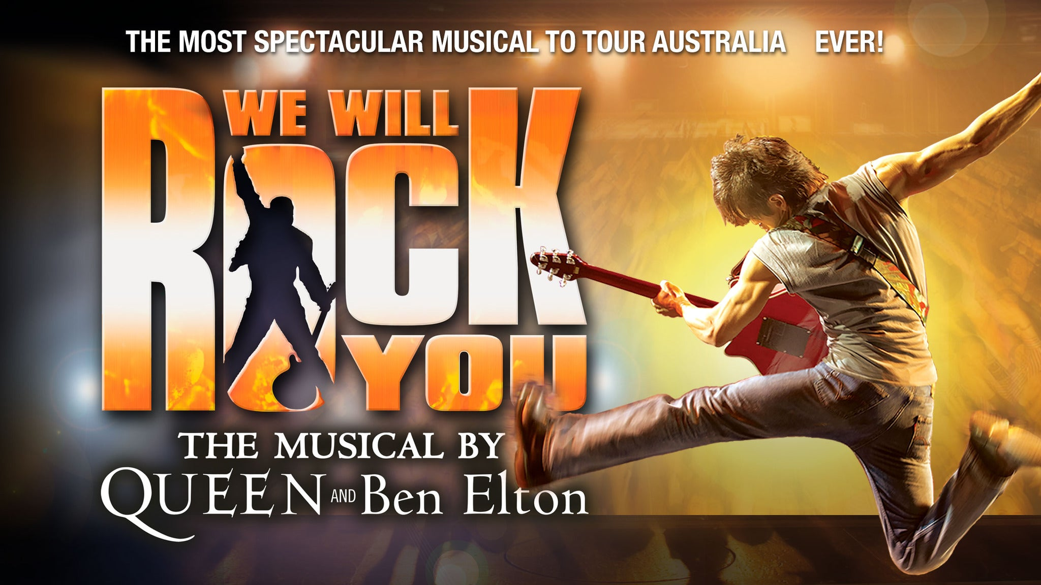 We Will Rock You - The Queen Musical at San Jose Center for