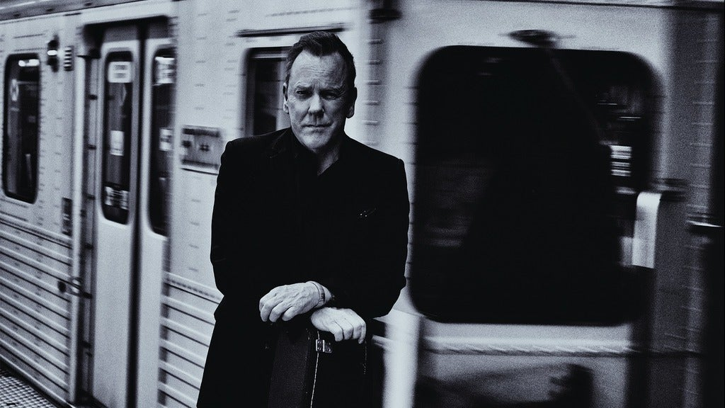 Hotels near Kiefer Sutherland Events