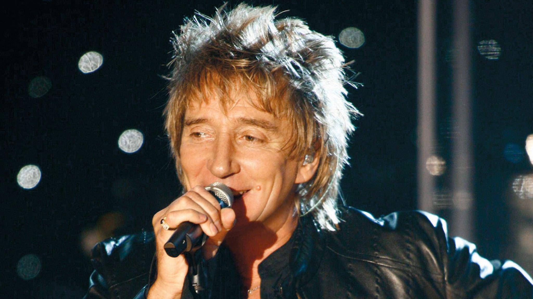 Rod Stewart W/special Guest Cyndi Lauper