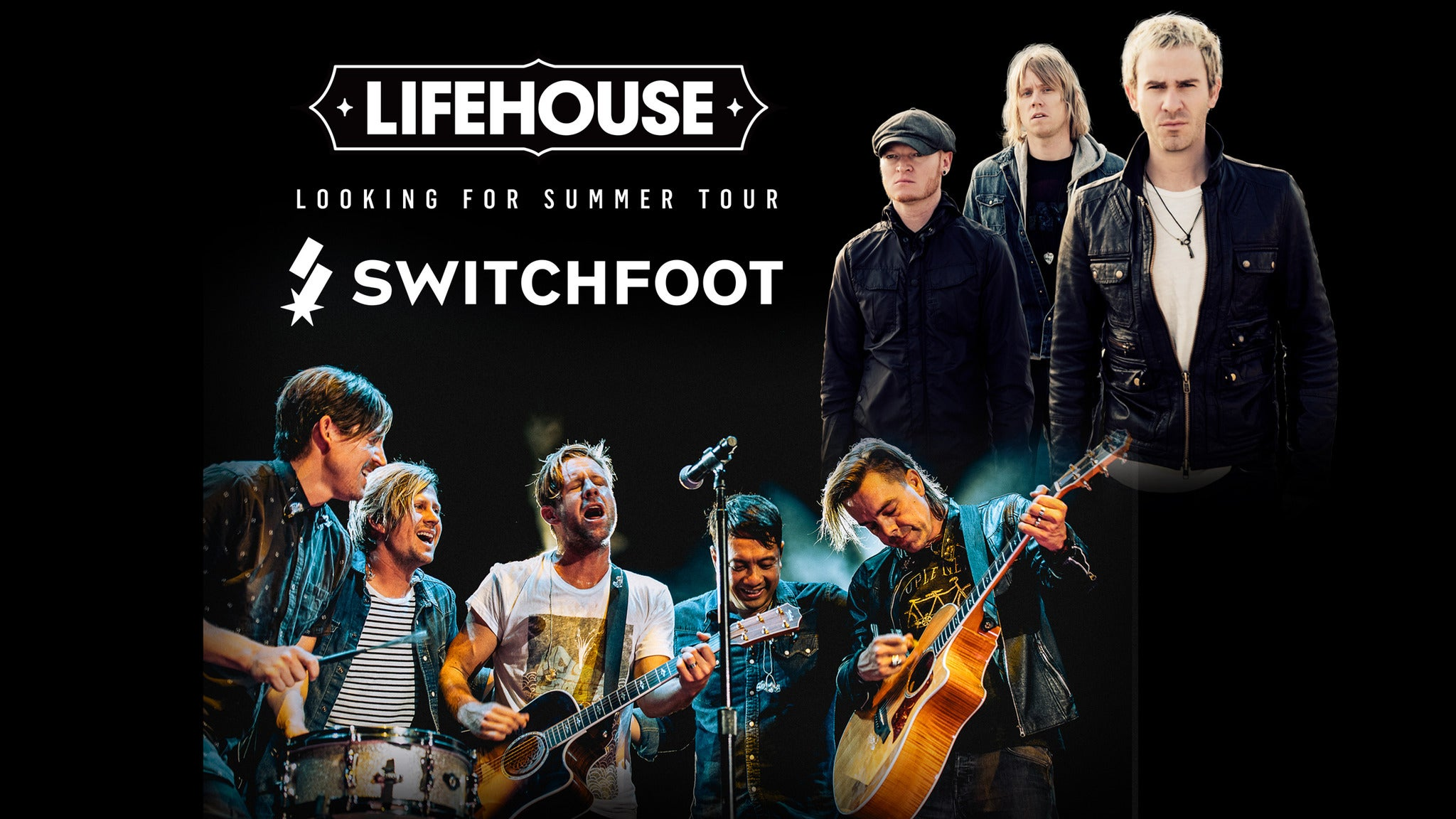 Lifehouse & Switchfoot at DuQuoin State Fair
