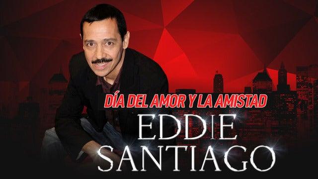 Eddie Santiago at Howard Theatre