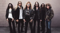 Whitesnake, Foreigner + Europe Seating Plans
