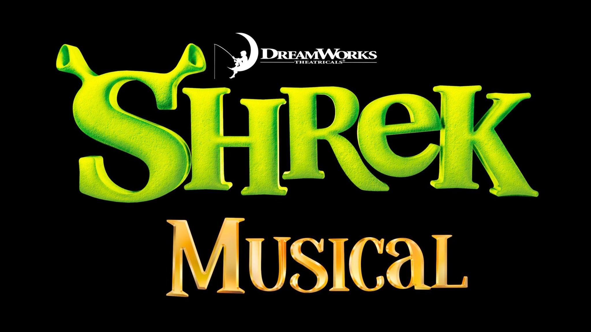 Shrek at Toby's Dinner Theatre