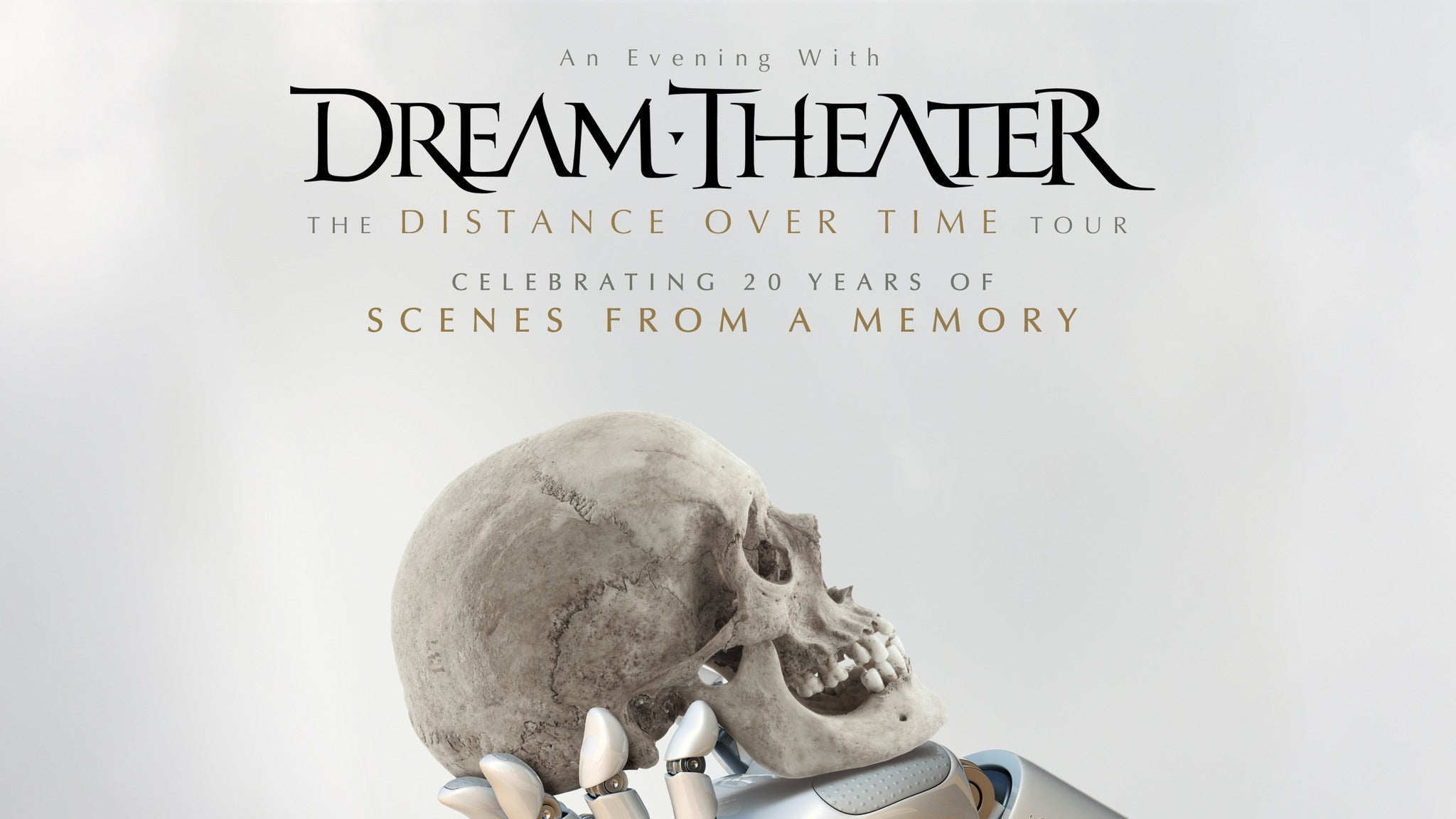 Dream Theater: Distance Over Time Tour + 20 Years of Metropolis Pt. 2