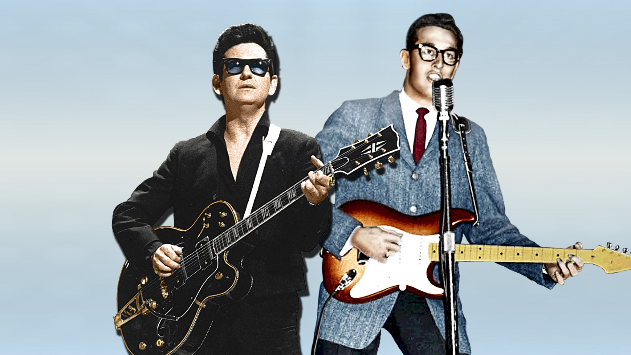 Roy Orbison & Buddy Holly: Rock N Roll Dream Tour