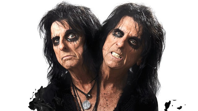 Alice Cooper and Tesla with special guest Lita Ford