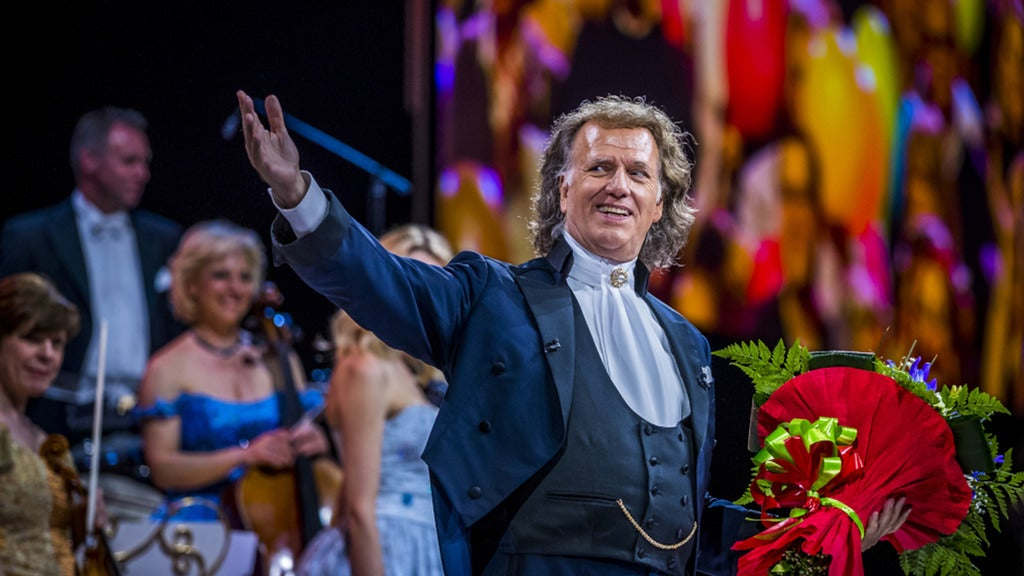 Andre Rieu and His Johann Strauss Orchestra World Tour 2020 3Arena Seating Plan