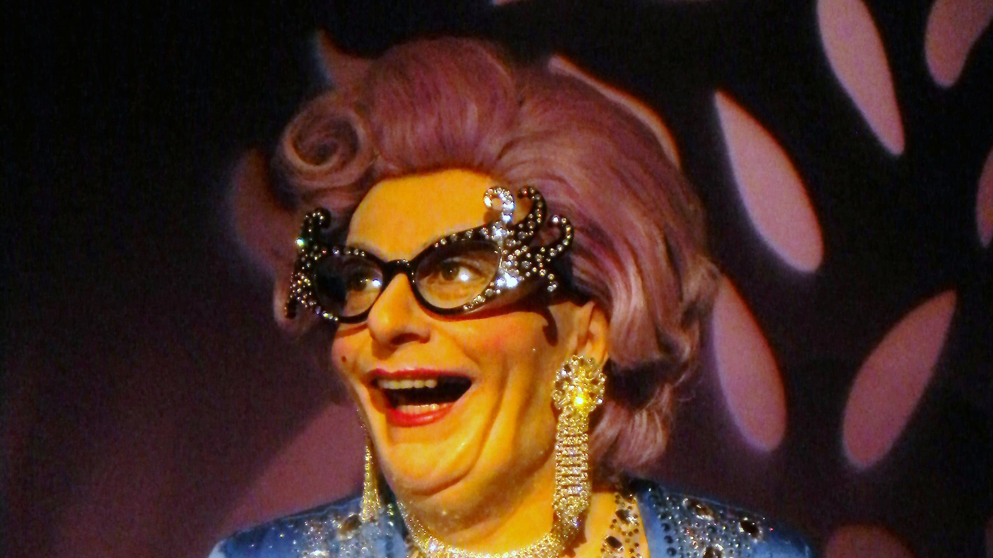 Dame Edna at Milton Theatre