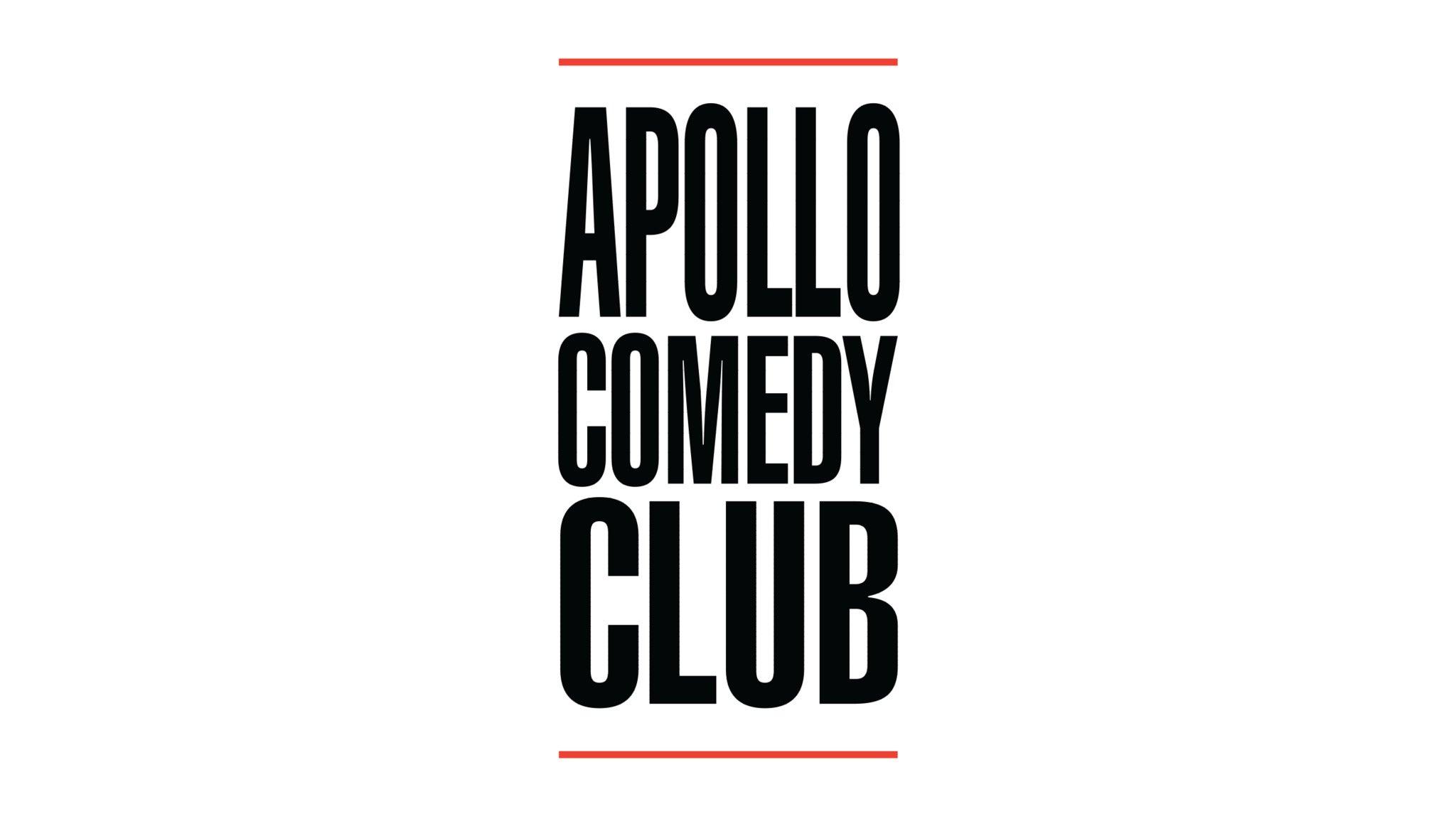 Apollo Comedy Club