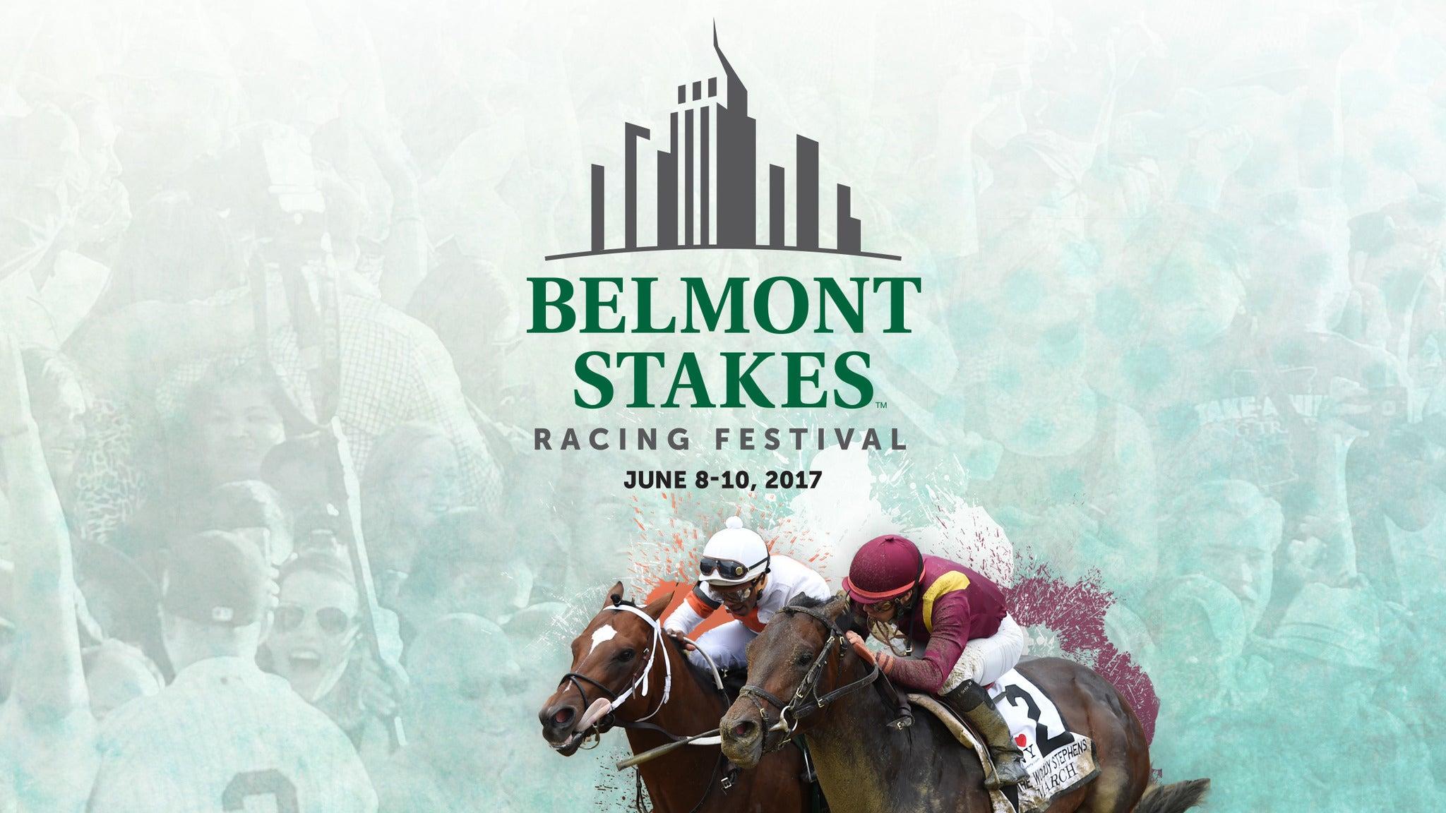 Belmont Race Terrace Party at Wheeling Island Showroom