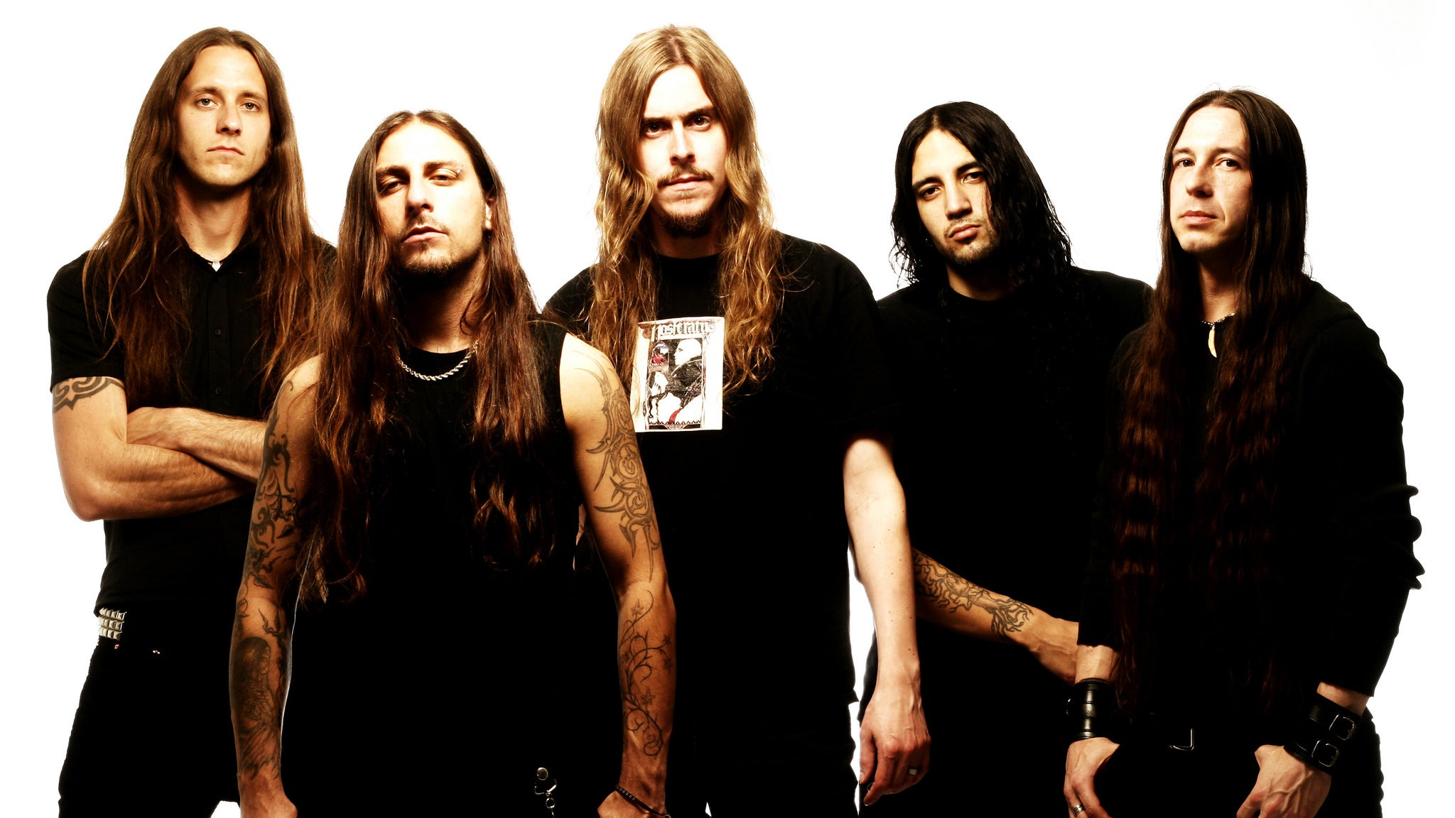 OPETH WITH NEVERMORE & INTO ETERNITY at Boiler Room Niteclub