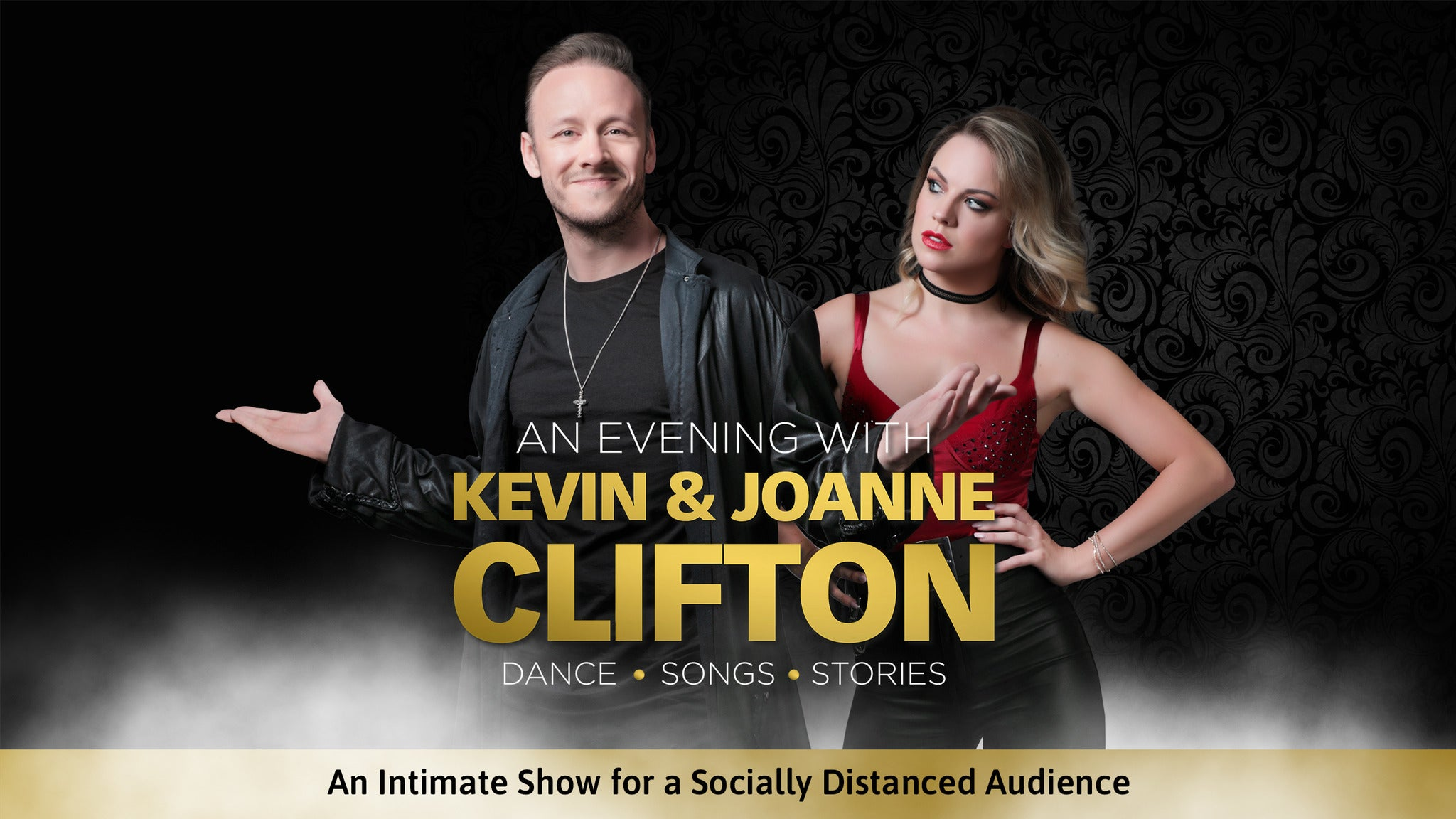 An Evening with Kevin and Joanne Clifton tickets (Copyright © Ticketmaster)