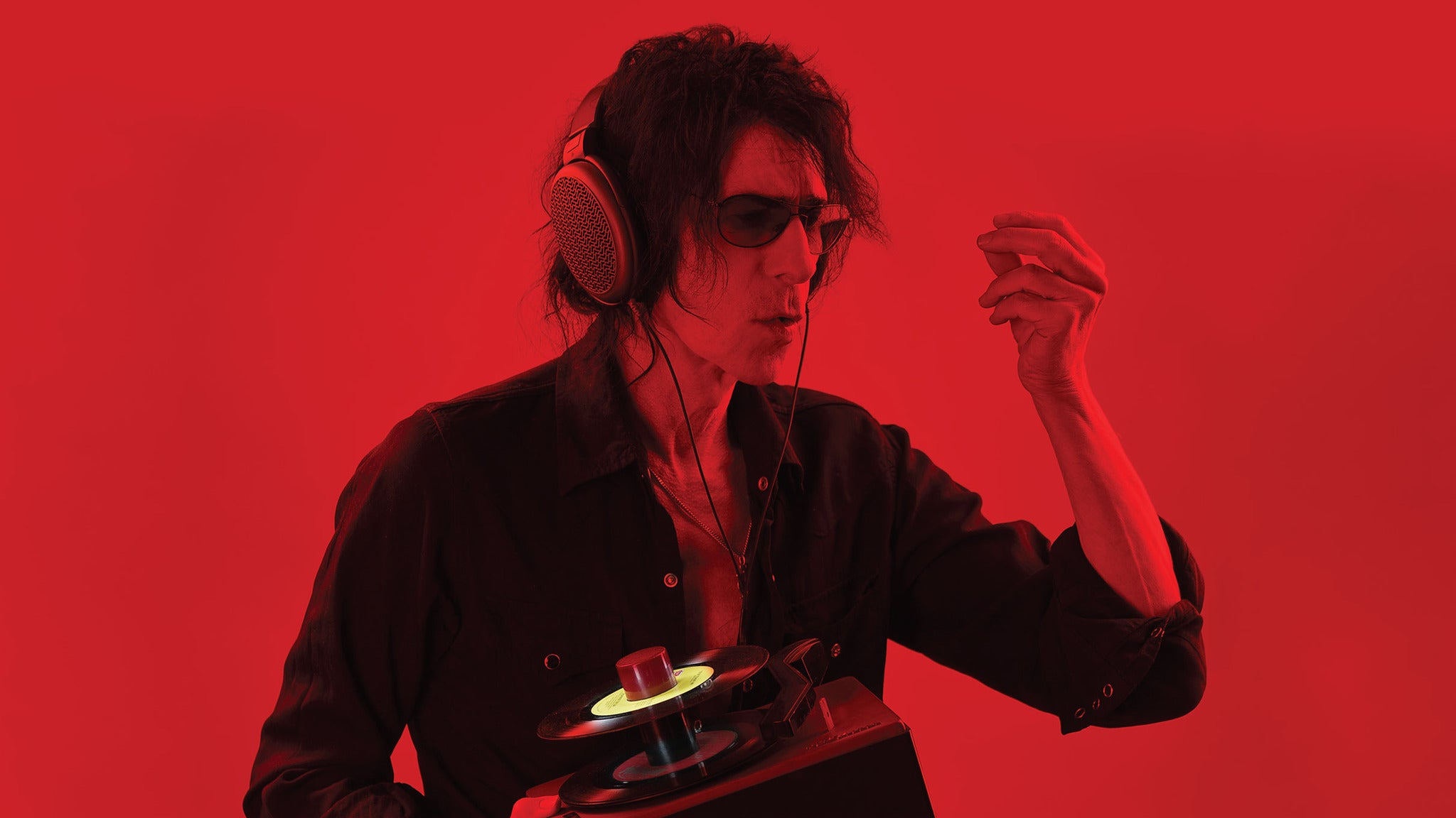 Peter Wolf at Port City Music Hall