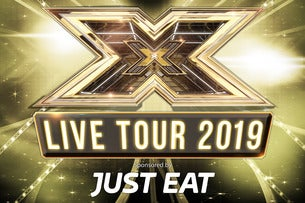 The X Factor Live Tour 2019 Liverpool Echo Arena Seating Plan
