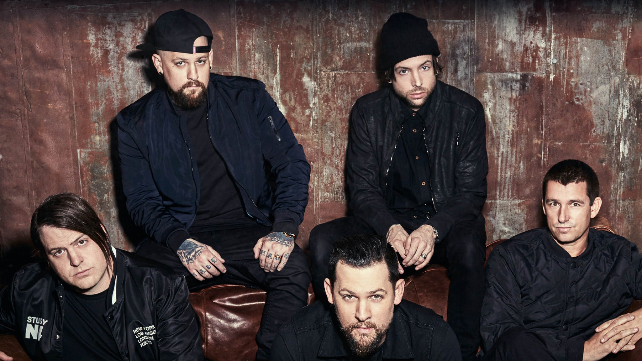 Good Charlotte at Warfield