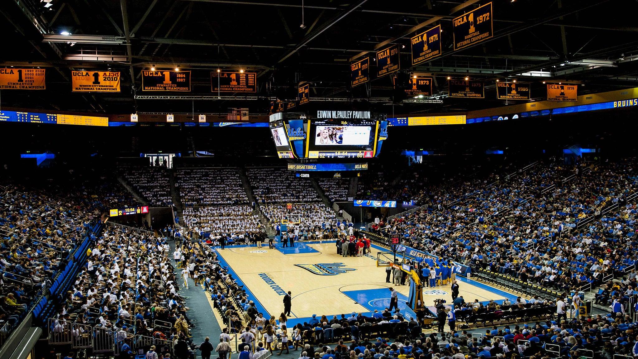 2017-2018 UCLA Men's Basketball Fast Break Pass