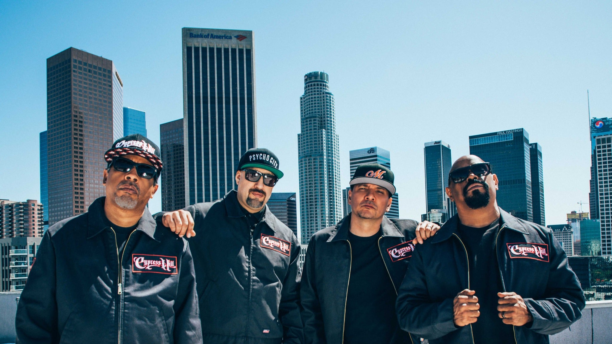 Cypress Hill at Whisky