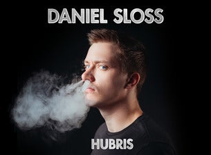Daniel Sloss - Hubris Concert Hall Glasgow Seating Plan