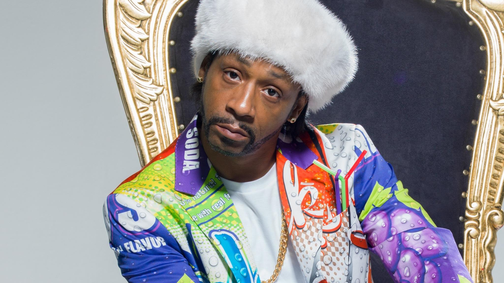 Katt Williams: Conspiracy Theory at Oracle Arena
