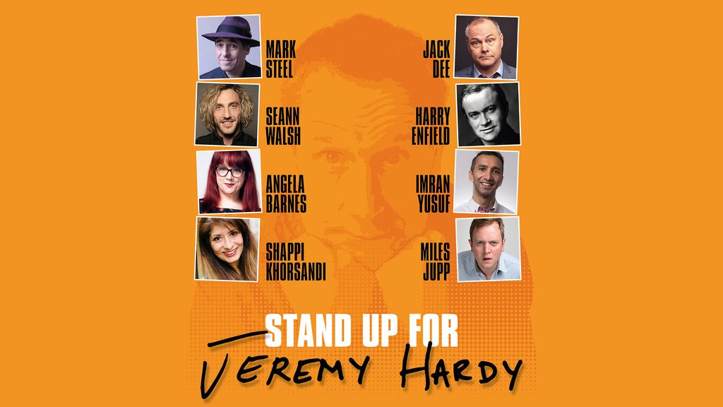 Hotels near Jeremy Hardy Events