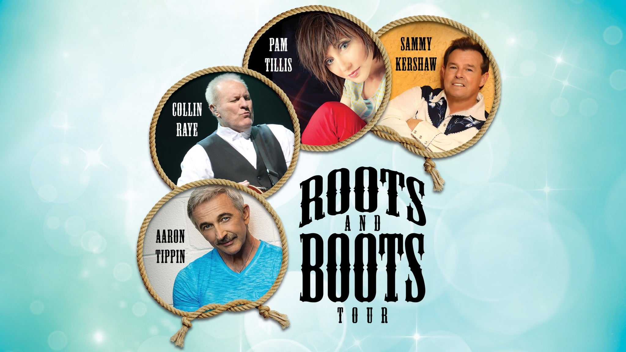 Roots and Boots at Golden Nugget - Lake Charles