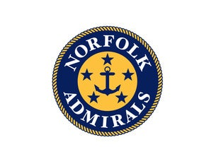 Norfolk Admirals vs. Greenville Swamp Rabbits