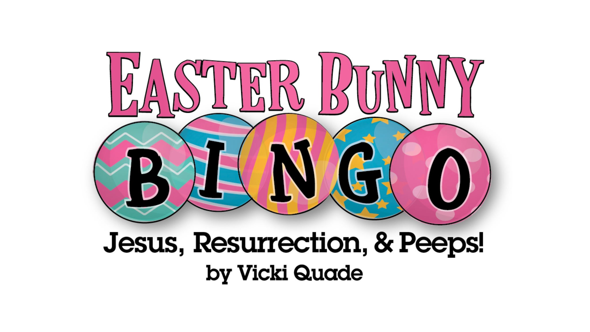 Easter Bunny Bingo at Royal George Theatre