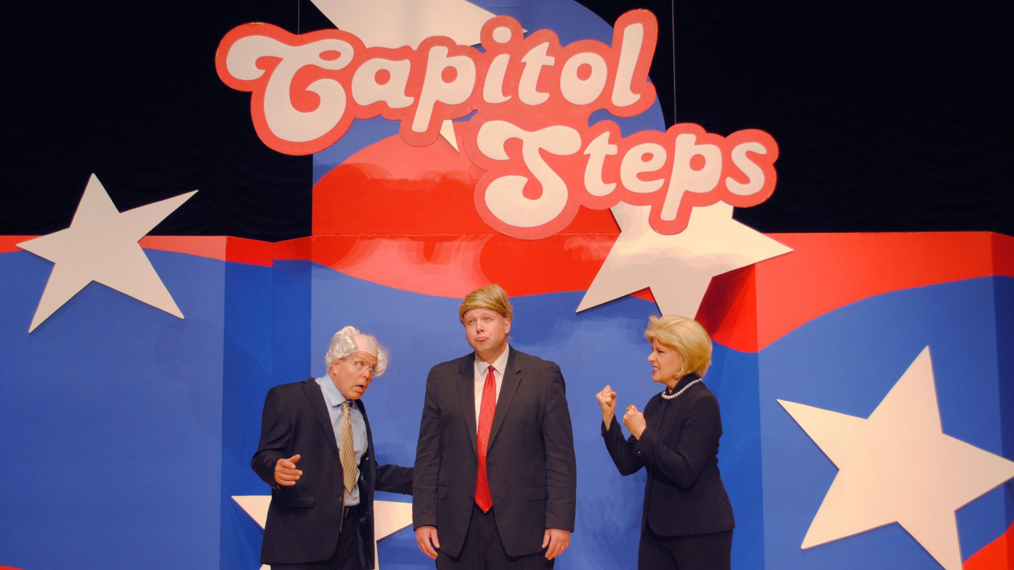 Capitol Steps at Community Theatre-NJ
