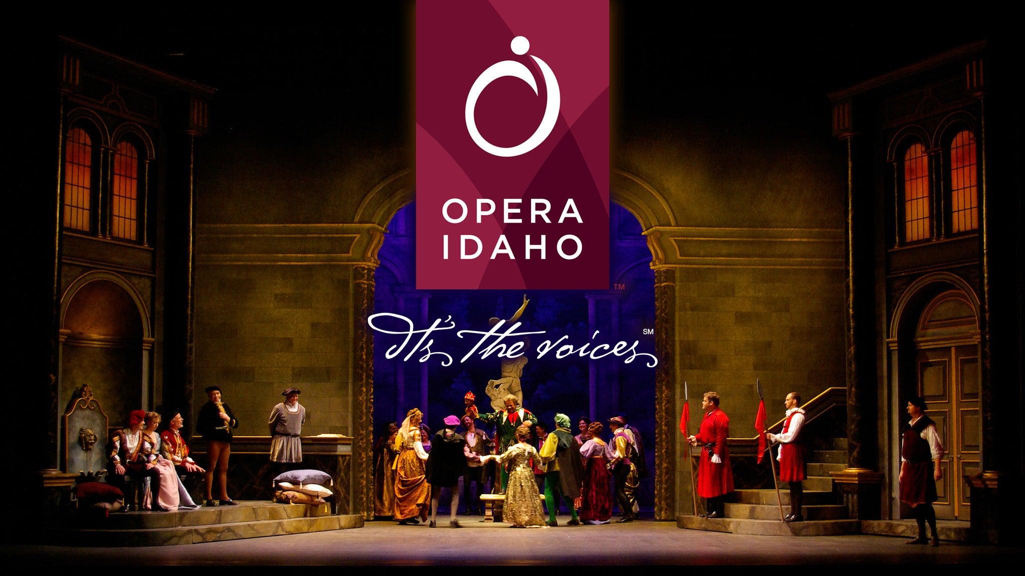 Opera Idaho - The Merry Widow