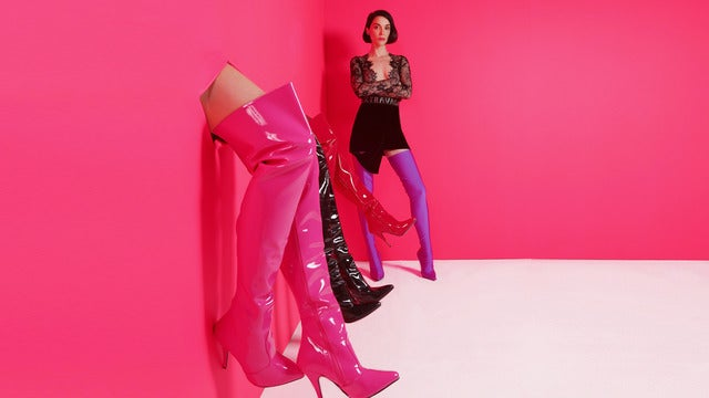 St. Vincent Fear The Future Tour