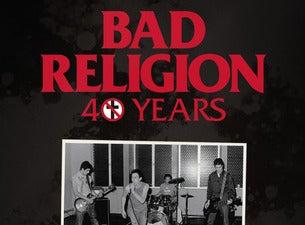 Bad Religion, 2021-05-15, Madrid